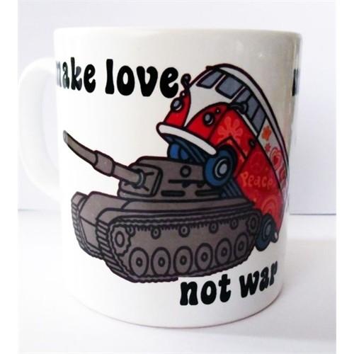Köstebek Make Love No War Kupa