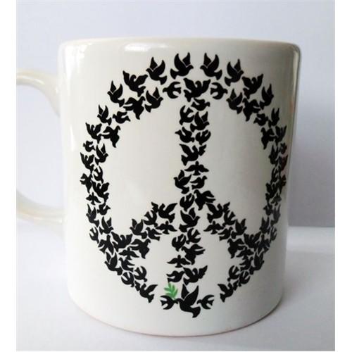 Köstebek Peace - Birds Kupa