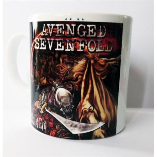 Köstebek Avenged Sevenfold Kupa