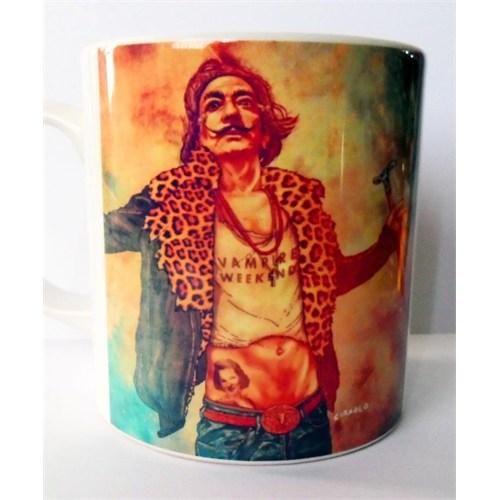 Köstebek Fabian Ciraolo - Salvador Dalí Kupa