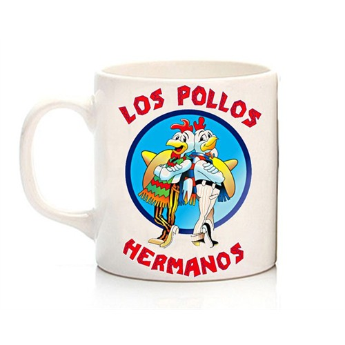 Köstebek Breaking Bad - Los Pollos Hermanos Kupa