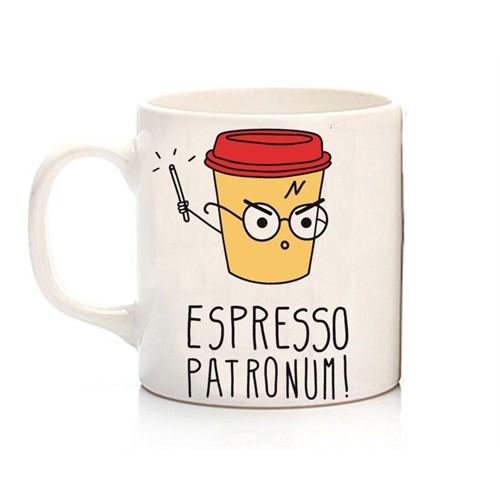 Köstebek Espresso Patronum ! Kupa