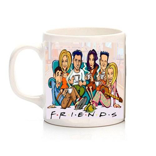 Köstebek Friends Kupa