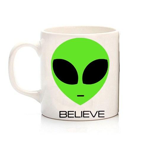 Köstebek Alien Believe Kupa