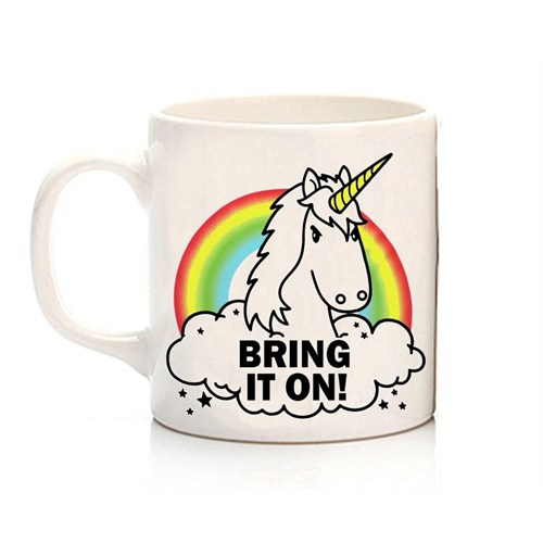 Köstebek Unicorn - Bring It On Kupa