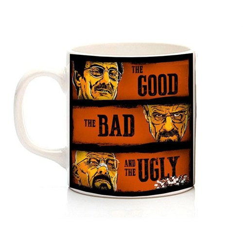 Köstebek Breaking Bad - The Good The Bad And The Ugly Kupa