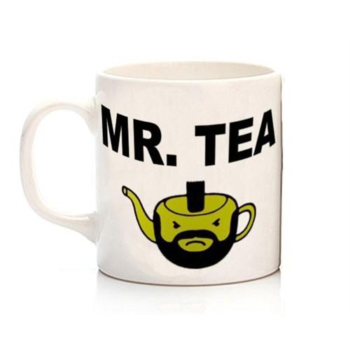 Köstebek Mr. Tea Kupa