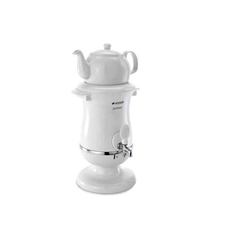 Arçelik K 3285 P Semaver Porselen Demlik