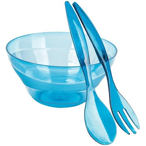 Bager Safir Salata Kasesi - Mavi