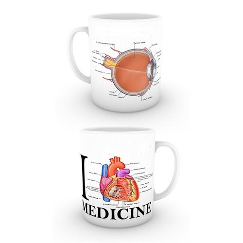 Love Medicine Göz Kupa
