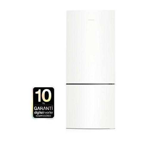 Samsung RL4003RBAWW/TR A+ 450 Lt NoFrost Buzdolabı