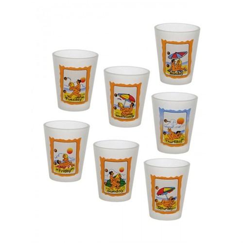 Toyjoy Kamasutra Shot Bardağı 7 Adet