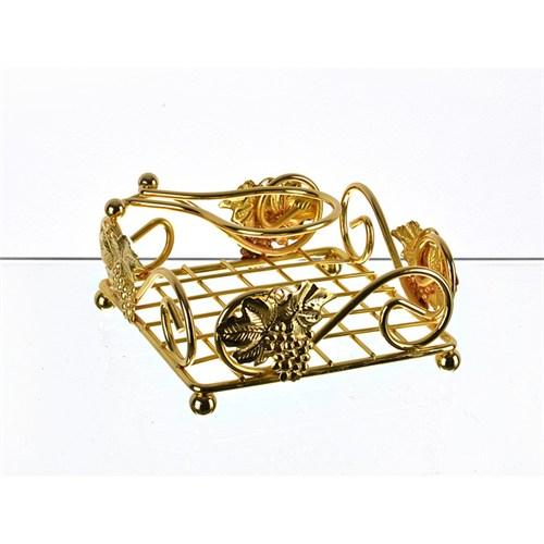 Lucky Art Gold Peçetelik Lynk038