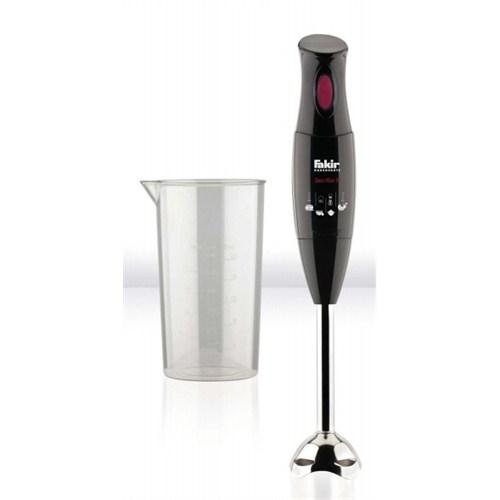 Fakir Senso Mixx 30 Çelik Uçlu Blender-Siyah