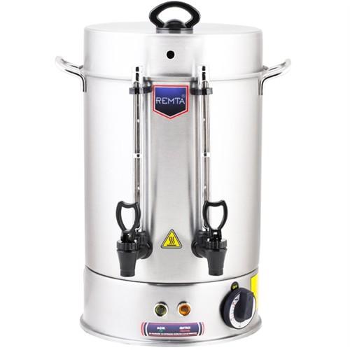 Remta Otomatik Çay Otomatı 80 Bardak 9 Lt Çay Makinesi