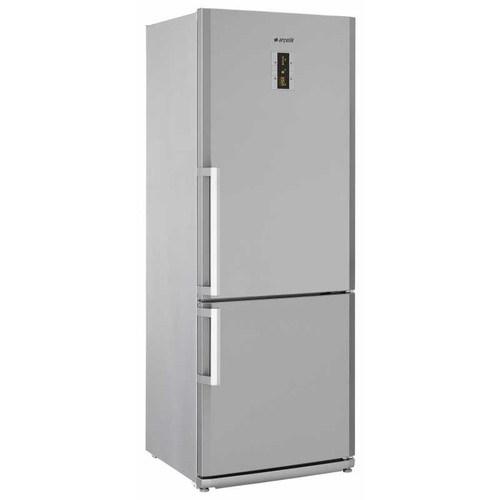 Arçelik 2398 CNIY A++ 475 Lt Kombi Tipi Inox NoFrost Buzdolabı