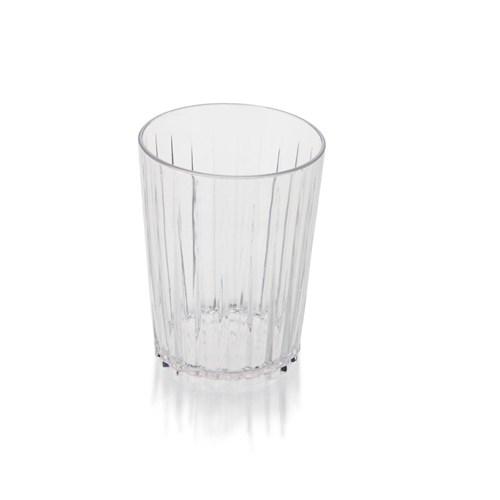 Bora Büyük Boy Sert Plastik Su Bardağı - Bo 239