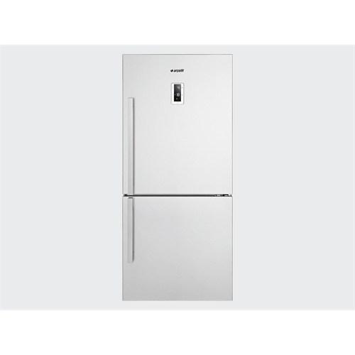Arçelik 2372 CFI A+ 505 Lt Kombi Tipi Inox NoFrost Buzdolabı