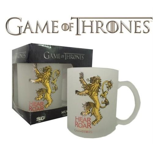 Sd Toys Game Of Thrones Lannister Translucent Mug Bardak