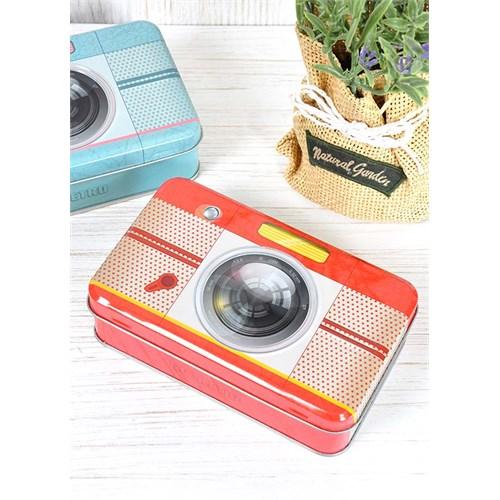 The Mia Kutu Fotoğraf Makinası - Kırmızı