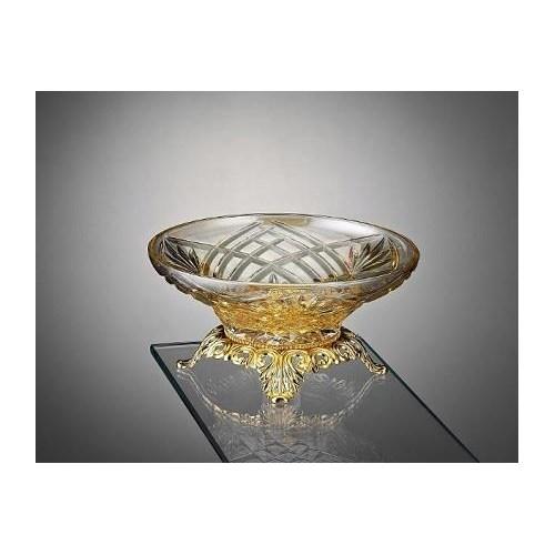 Carat Dekoratif Kristal Şekerlik