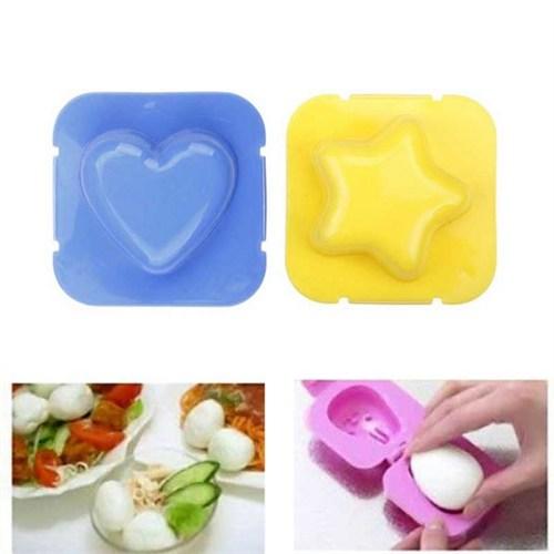 Buffer Sevimli Yumurta Haşlama Kalıpları (2 Adet)