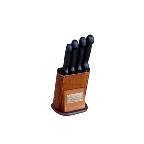 Sürmene Sürbisa 61503 Mutfak Bıçakları Seti Pimsiz (4' Lu Set)