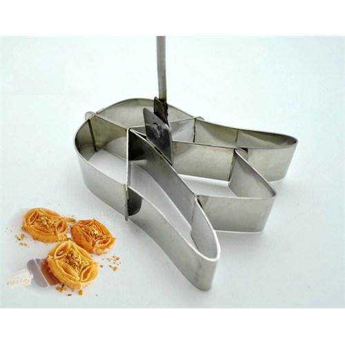 Nomnom Demir Tatlısı Kalıbı - Lale Modeli