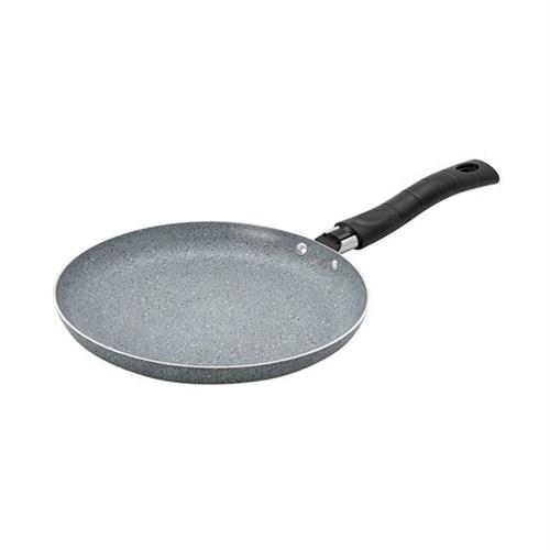 Falez Grey Granit Krep Tava 22 Cm