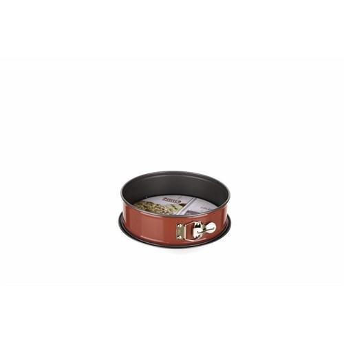Kaiser Kelepçeli Kek Kalıbı 26 Cm Kırmızı