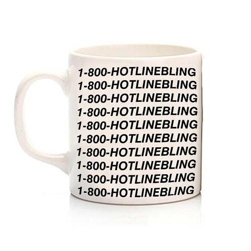 Köstebek Drake 1-800 Hotline Bling Kupa Km461