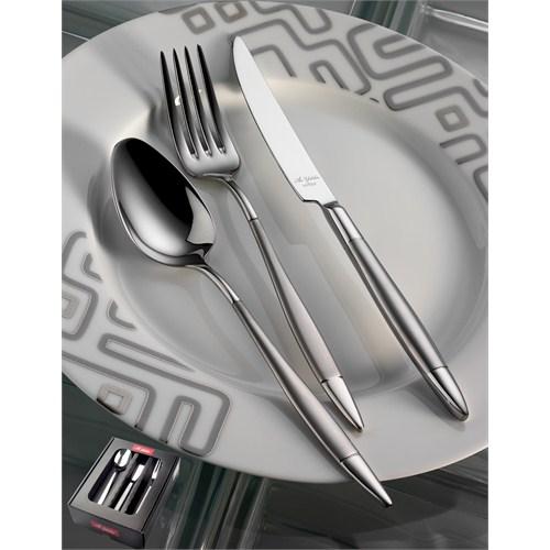 Aryıldız Elegant Prestige Mat 24 Parça Pasta Takım