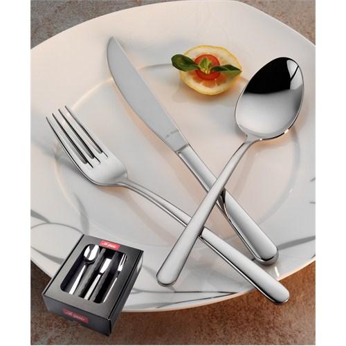 Aryıldız Viole 18 Parça Yemek Takımı