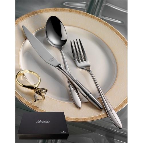 Aryıldız Anka Prestige Mat 89 Parça Kutulu Yemek Takımı