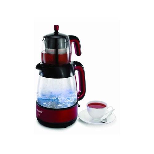 Arçelik K8025 Cam Gövdeli Çay Makinesi Lal