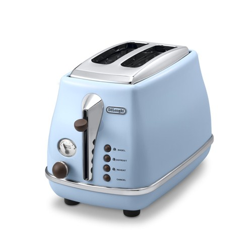 Delonghi CTOV2003.AZ Icona Vintage Serisi Ekmek Kızartma Makinesi