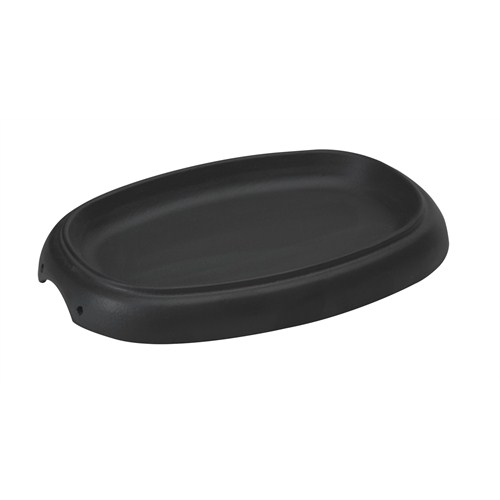 Lava Hot Plate, 12,5X19cm Oval