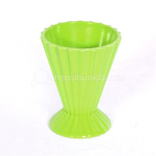 Bosphorus Melamin Dondurma Kasesi Yeşil