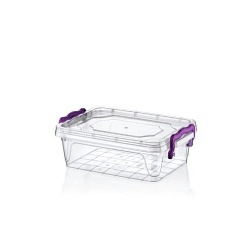 Hobby Life Plastik 2 Lt Dikdörtgen Multi Box Saklama Kabı 6 Lı