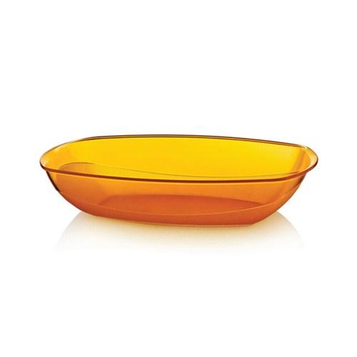 Hobby Life Plastik Büyük İnci Salata Tabağı
