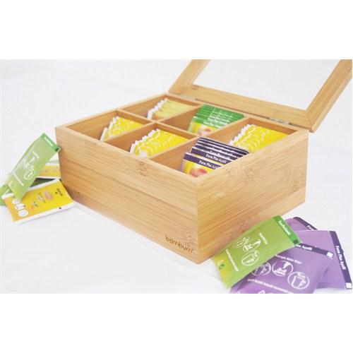 Bambum Misto - Çay Kabı