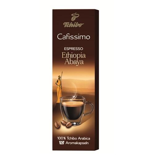 Tchibo Espresso Ethiopia Abaya Kapsül - Yöresel - 476272