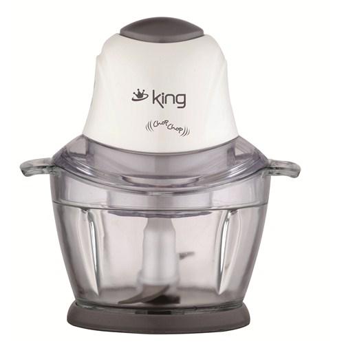 King K-716 Chop Chop 400 W Doğrayıcı Beyaz