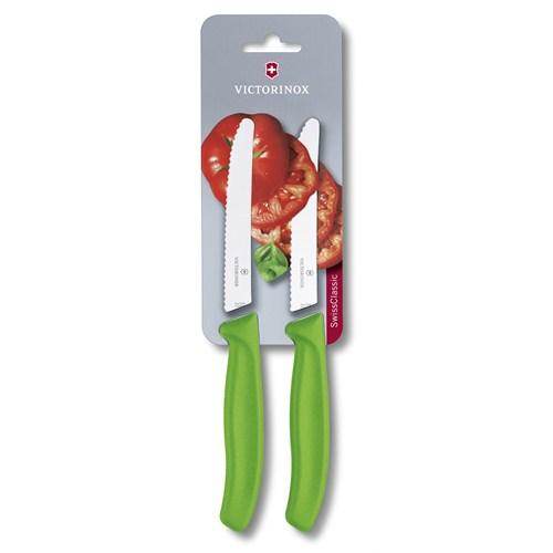 Victorinox 11Cm Domates & Sosis Bıçağı - İkili Blisterli