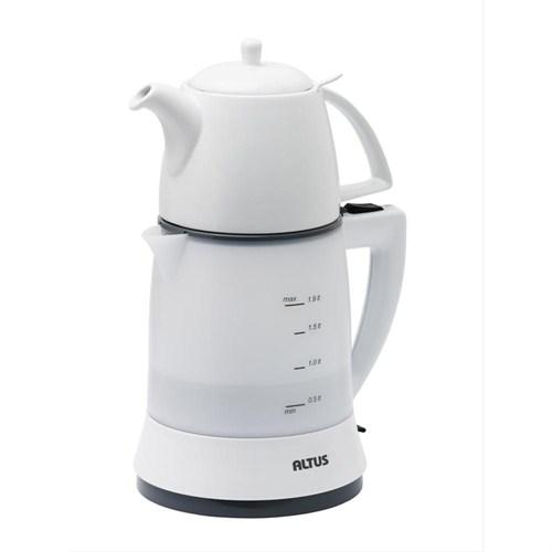 Altus AL-790 P Porselen Demlikli Çay Makinesi