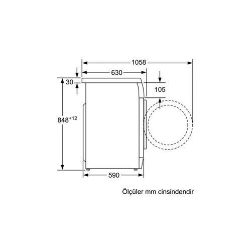 siemens wm12s765tr iq700 a 9 kg 1200 devir varioperfect fiyat. Black Bedroom Furniture Sets. Home Design Ideas