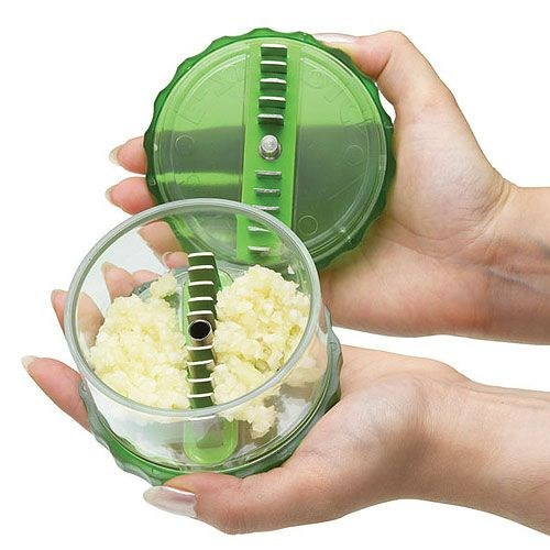 Buffer Sarımsak Soyucu Ve Doğrayıcı Garlic Pro