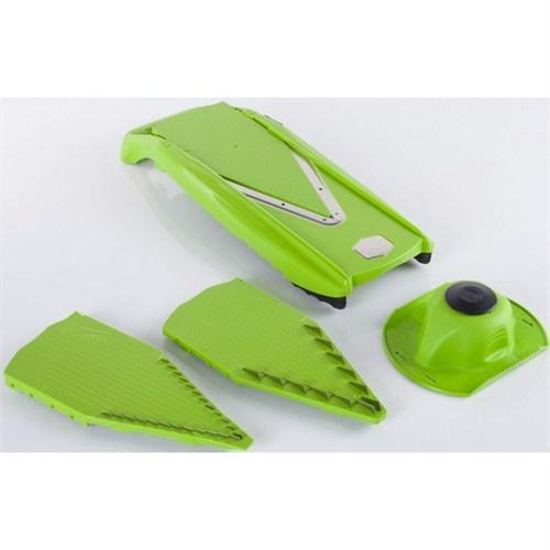 Börner V5 Powerline Dilimleyici Yeşil