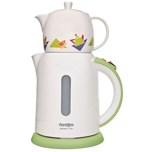 Fantom Çay Saati CY 1300 Otomatik Çay Robotu-Yeşil