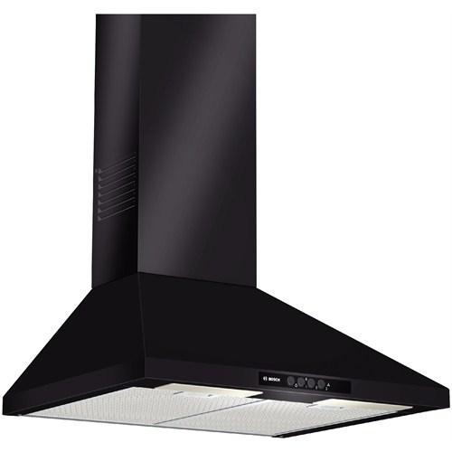 Bosch DWW06W460 Siyah 60 cm Duvar Tipi Davlumbaz
